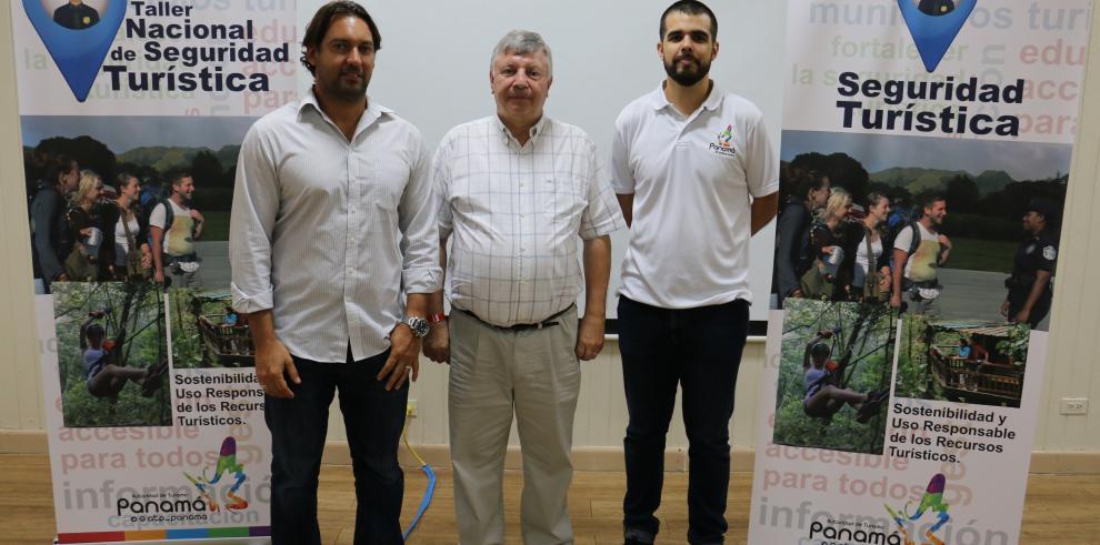 Primer simposio sobre seguridad turística se inicia en Bocas del Toro