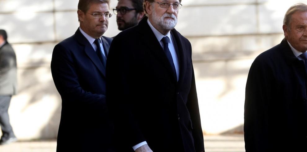 Rajoy, dispuesto a dialogar sobre la reforma constitucional