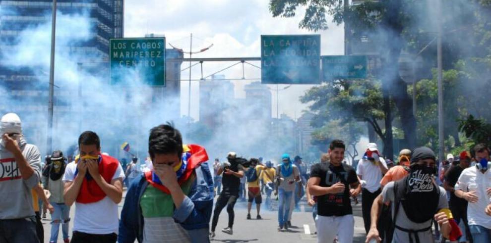Detenidos por disturbios serán llevados a los tribunales