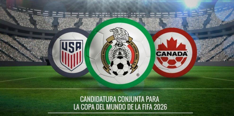 Estados Unidos, México y Canadá se ofrecen para ser sede del Mundial
