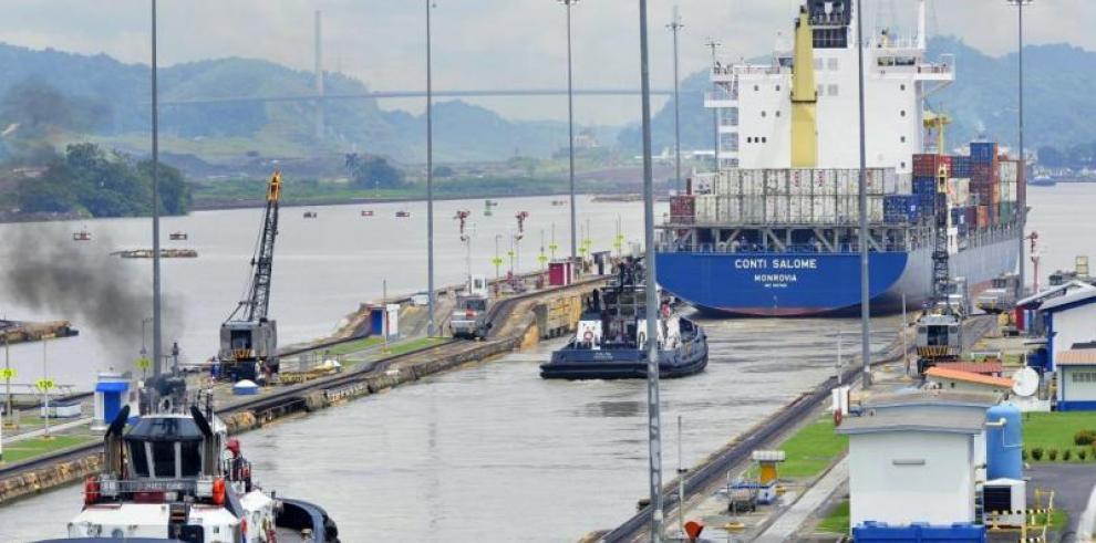 Ingresos por peajes del Canal de Panamá suben 17 % entre enero y febrero