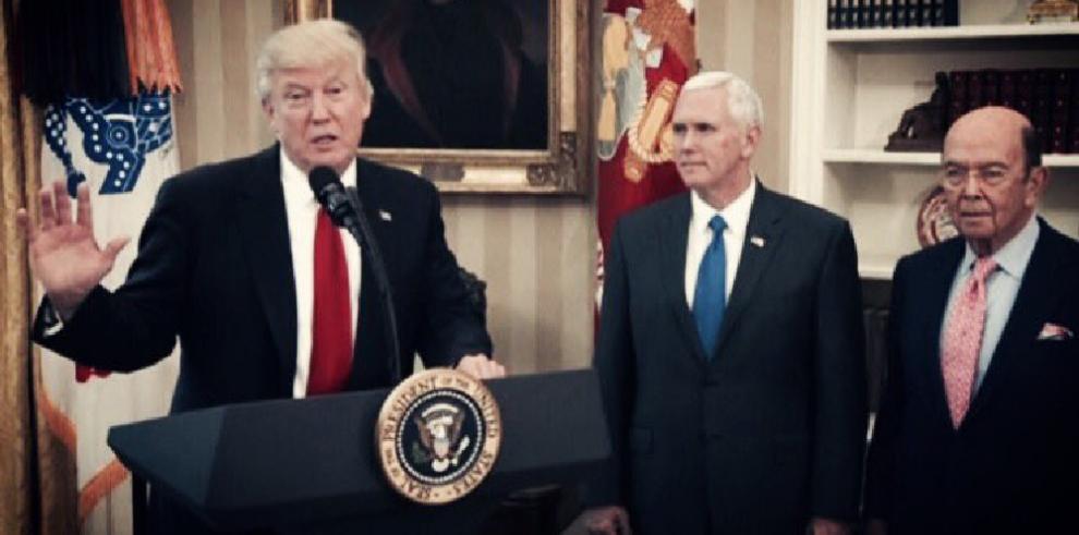 Trump mantiene abierta posibilidad de