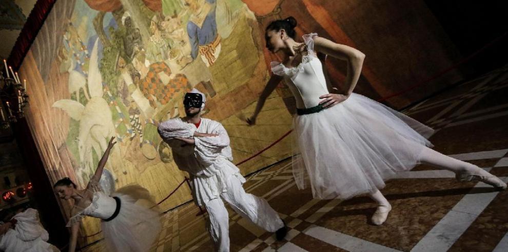 Italia recuerda los cien años del viaje de Picasso