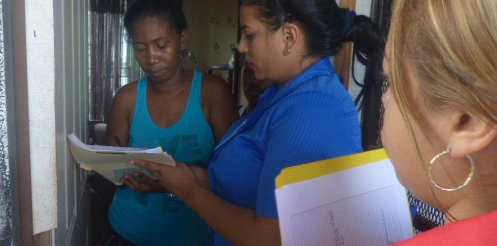 Más arriendos ilegales halla BHN en Curundú