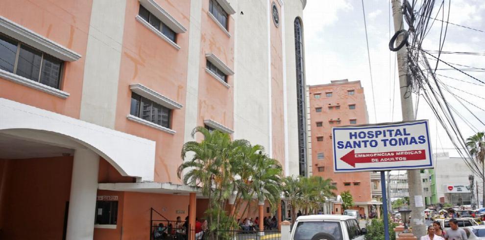 Médicos del Santo Tomás se irán a paro el próximo lunes