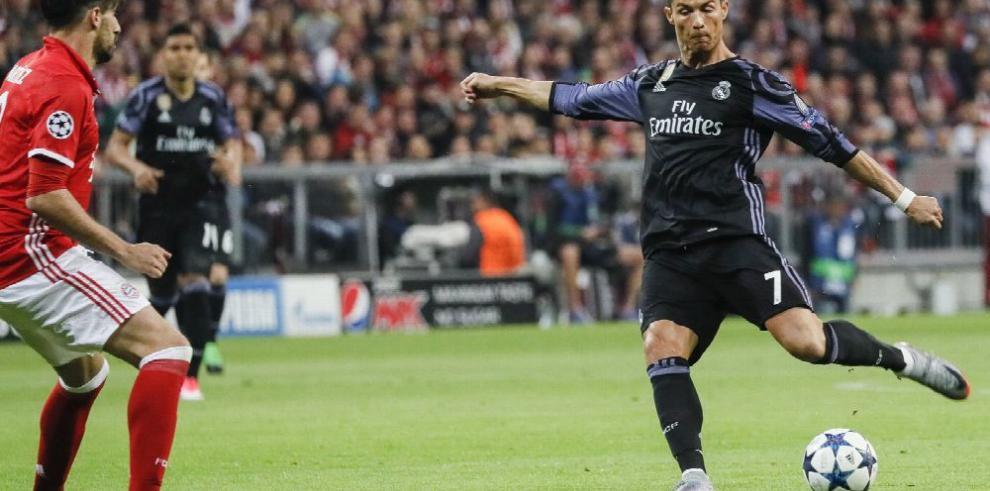 Real Madrid impone su ley en Múnich