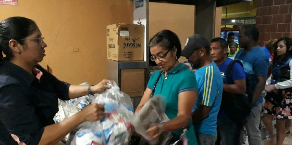 Viajeros que se trasladan al interior aprovechan elpack de GESE