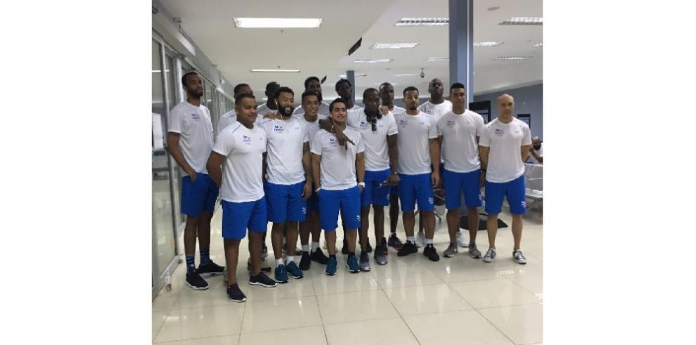 Atletas de Panamá llegan a Managua para Juegos Centroamericanos