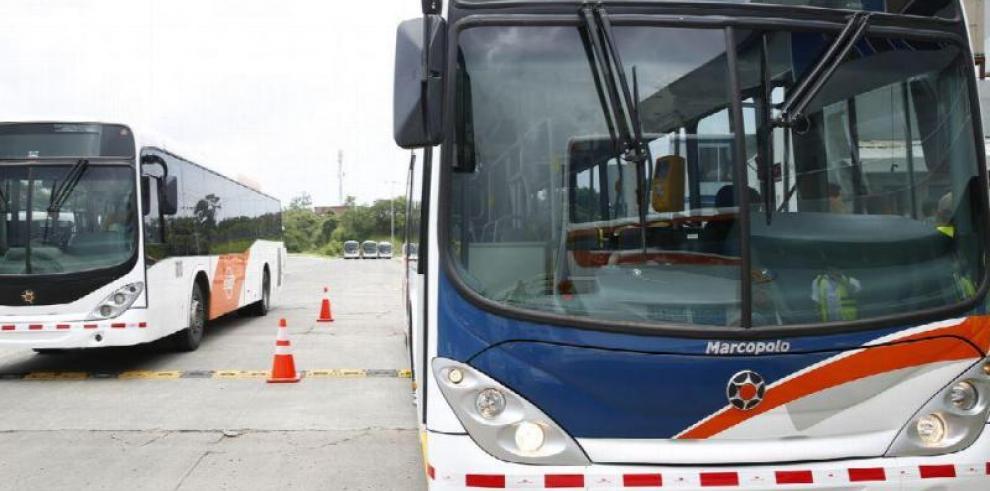 Pasaje del Metrobús en Altos de Los Lagos, Colón será de $035