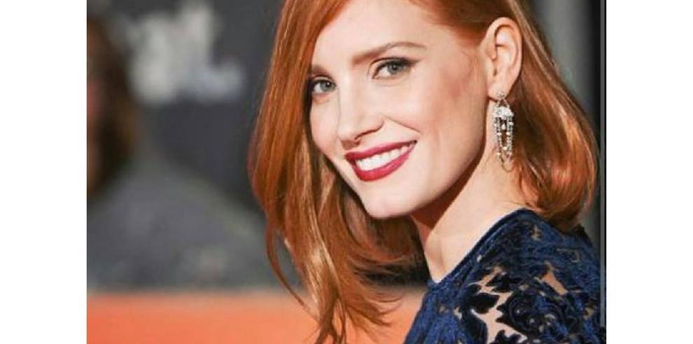 Jessica Chastain cree que la representación de la mujer en el cine 'no ha sido certera'