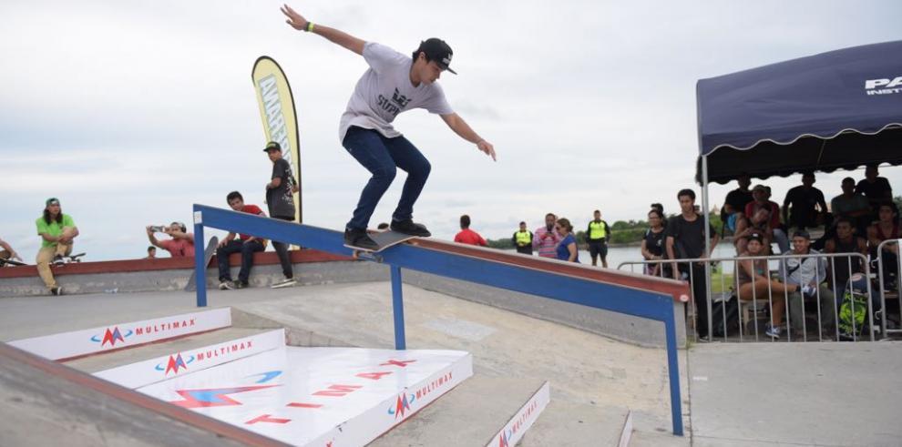 Cierre del Circuito Nacional de Skateboarding
