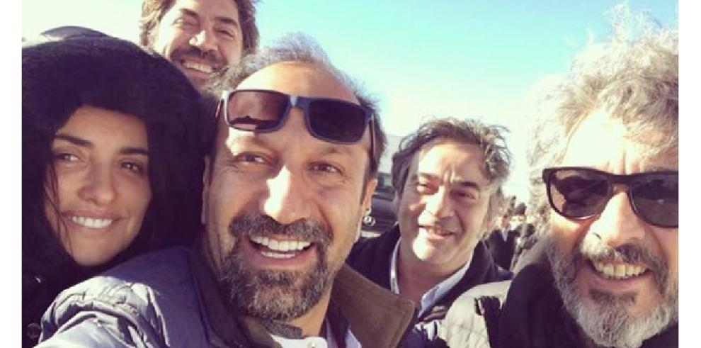 Farhadi acaba de rodar en España