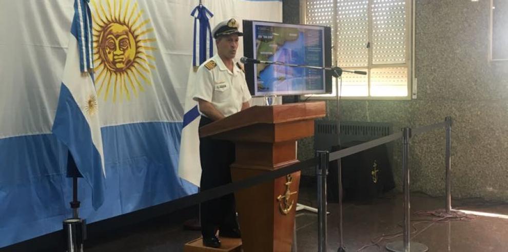 Armada argentina expresa