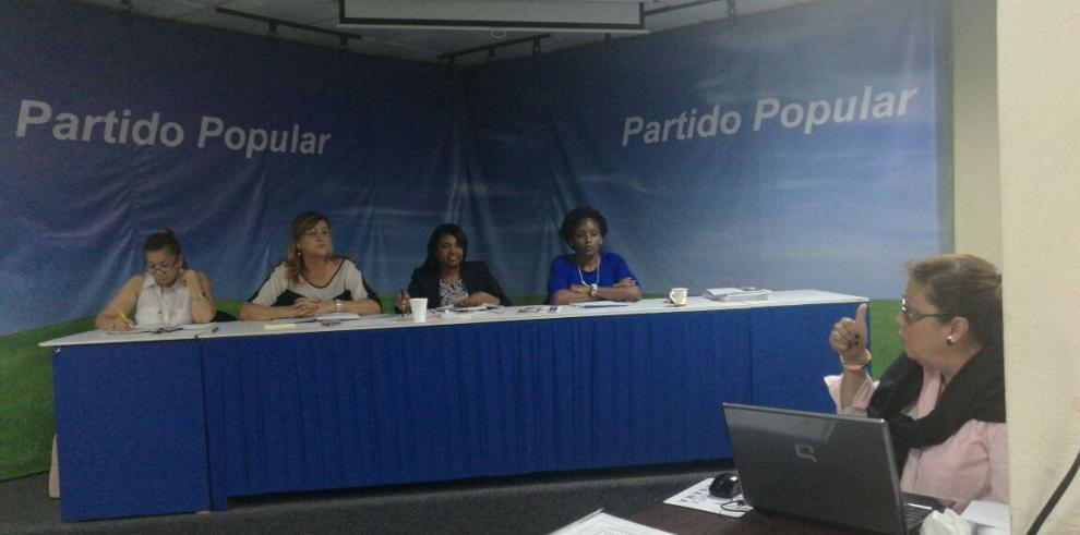 Seminario de formación política, de cara a las elecciones