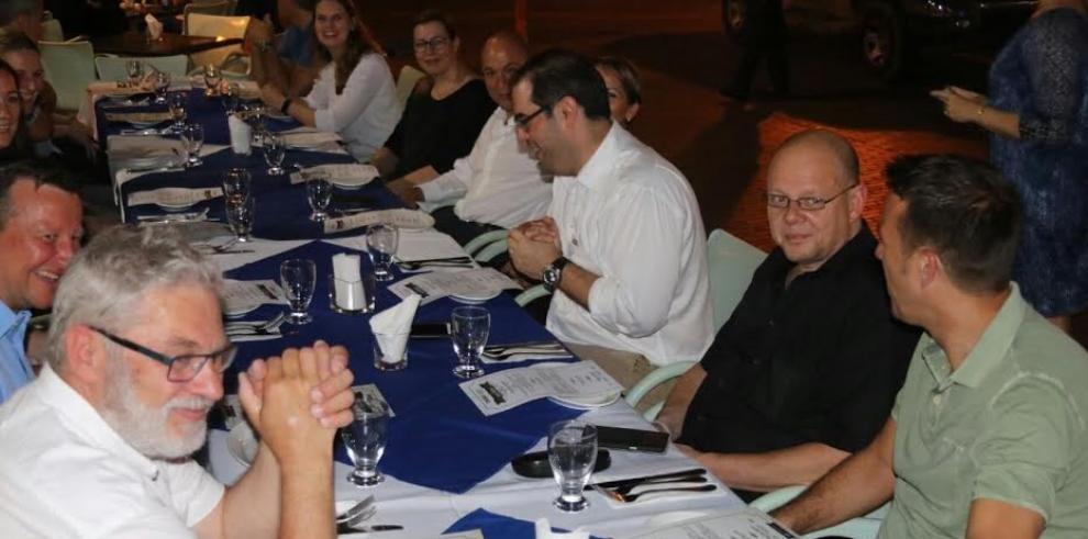 Touroperadores alemanes interesados en añadir en sus catalogo a Panamá