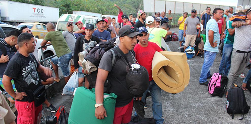 Panamá y Costa Rica ofrecen seguridad y salud a migrantes con feria Marcelino