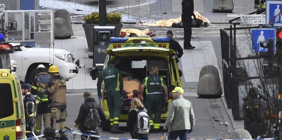 Ocho países de América Latina condenan atentado en Suecia
