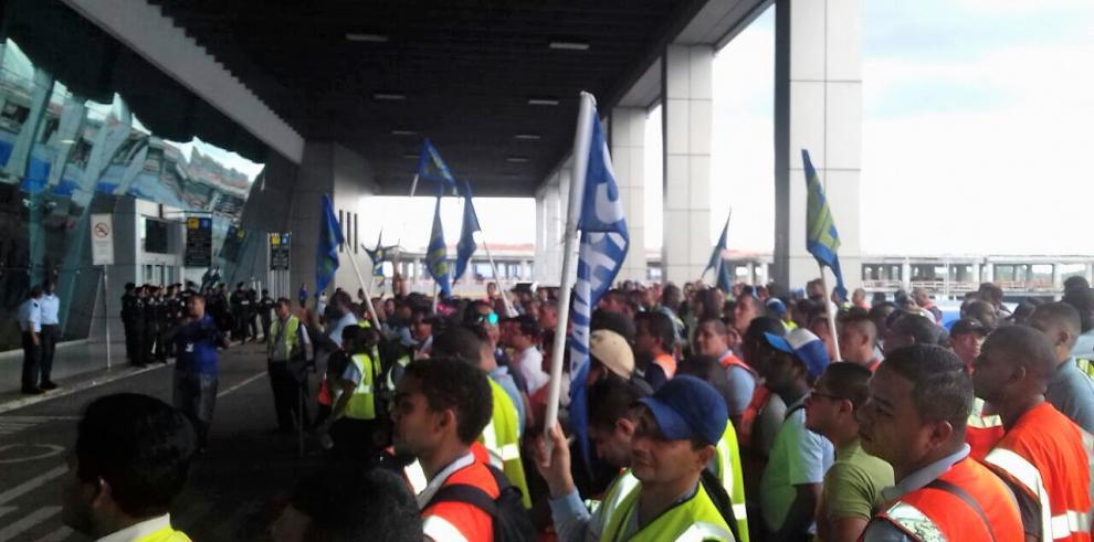 Apede 'vigilante' tras huelga de trabajadores de Copa