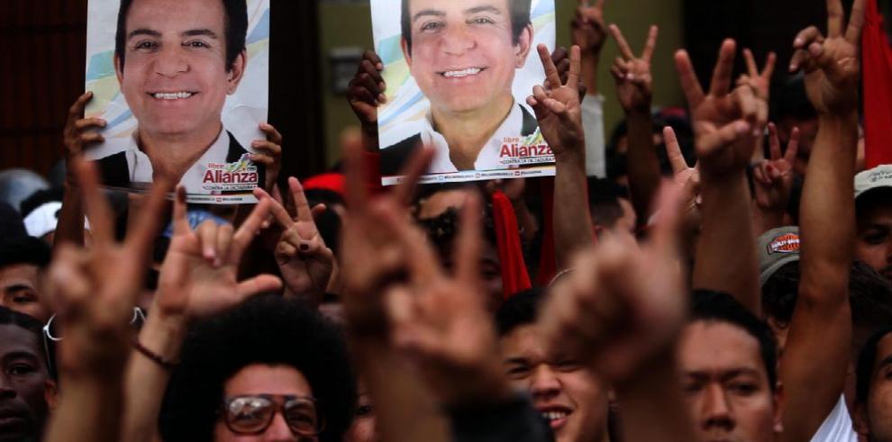 Tensión en Honduras por falta de resultados definitivos