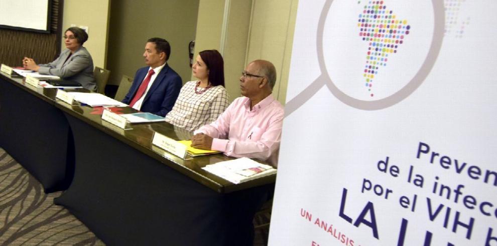 América Latina, lejos de las metas contra el VIH sida