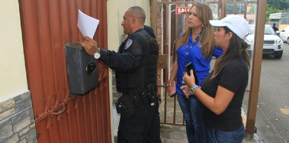 Miviot realiza operativo contra hospedajes clandestinos