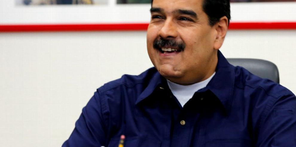 Maduro buscará la reelección en 2018, según vicepresidente