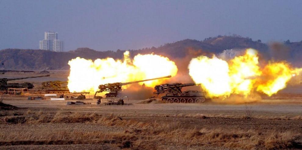 'Aires de guerra' avanzan hacia Corea