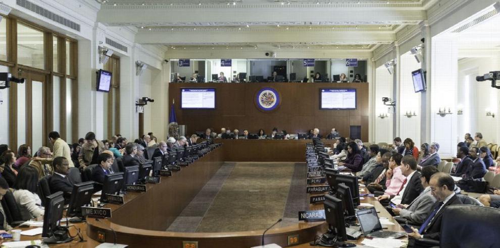 Consejo Permanente de la OEA debatirá hoy sobre Venezuela