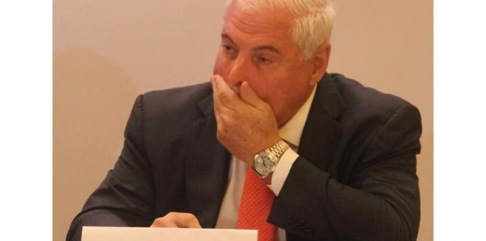 Martinelli, notificado por la Corte vía edicto en periódicos de Miami
