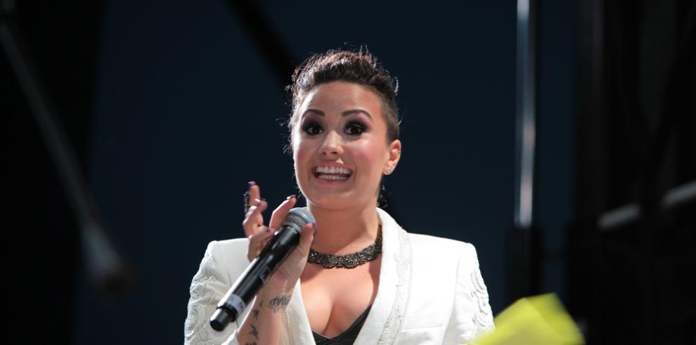 Demi Lovato luce un cuerpo de infarto