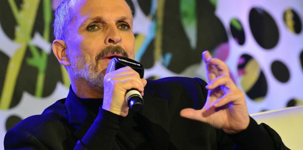 Miguel Bosé: