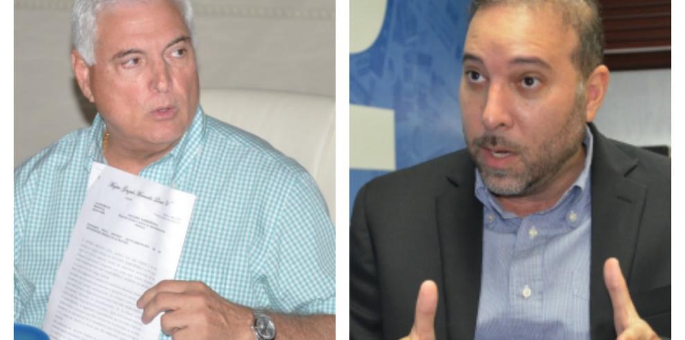 Sarasqueta consulta sobre postulación de Martinelli a la vicepresidencia