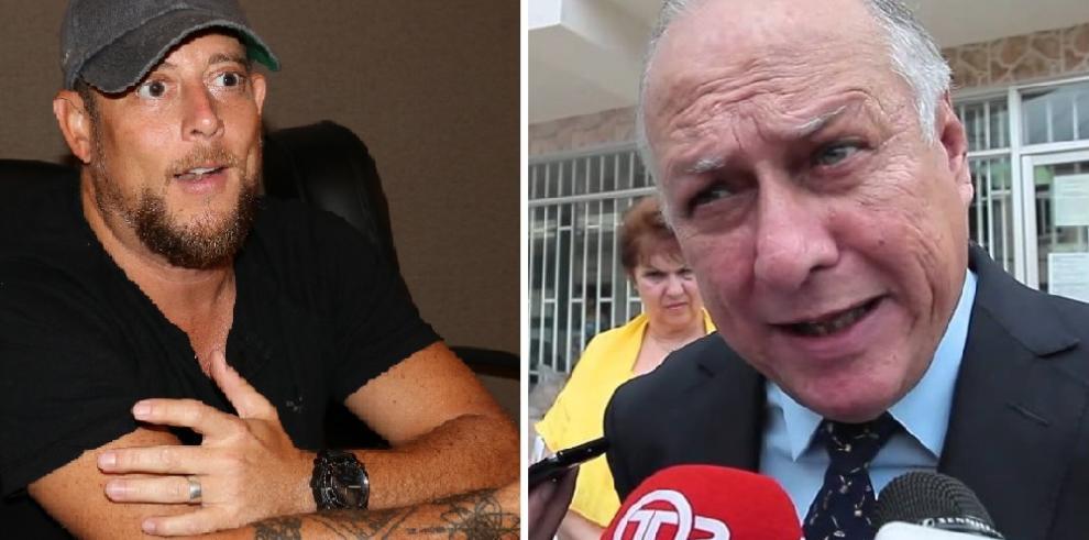 Alvin Weeden y Ubaldo Davis se insultan en redes sociales