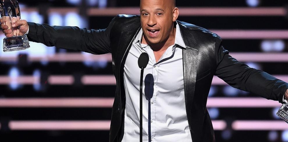 Vin Diesel el actor más taquillero de 2017