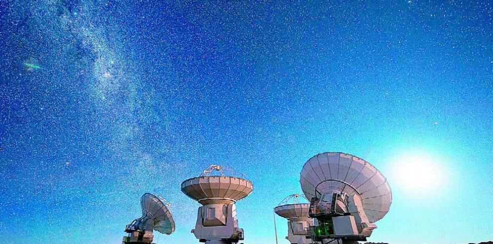 Desierto de Atacama, el 'Silicon Valley' de la astronomía