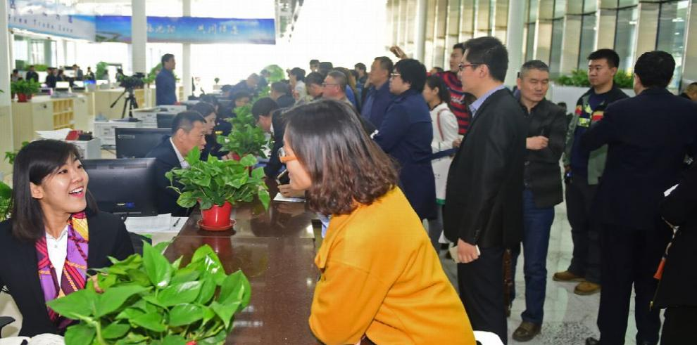 China transforma base industrial en zona libre