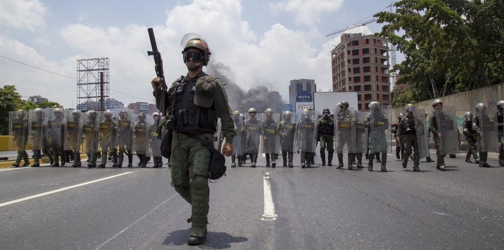 Horror ante nueva arremetida de la Guardia Nacional venezolana