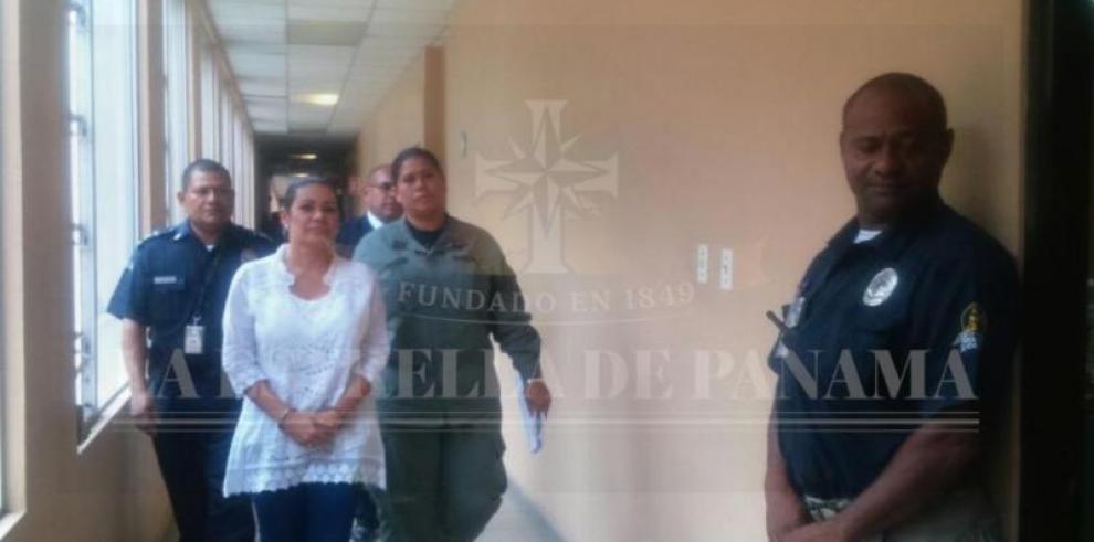 Condenan a 'La Chechi' a seis años de prisión por narcotráfico