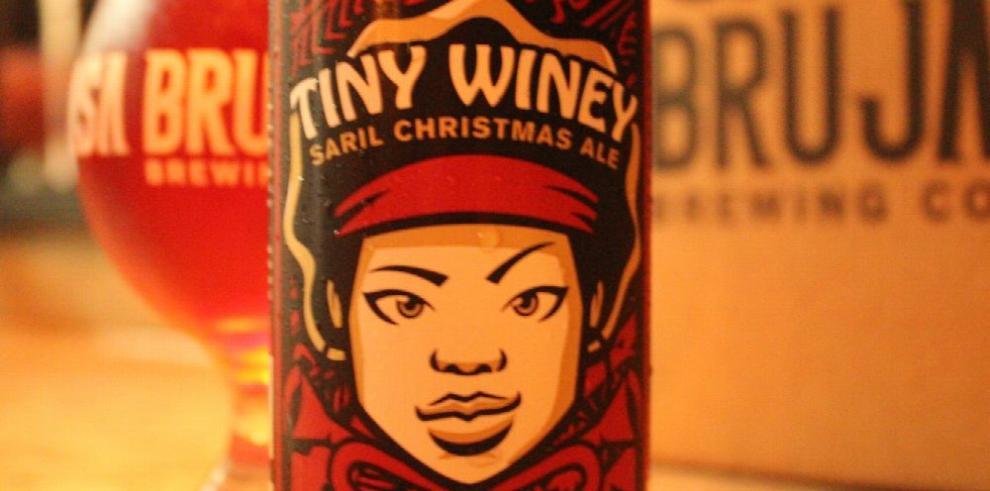 Volvió la cerveza Tiny Winey
