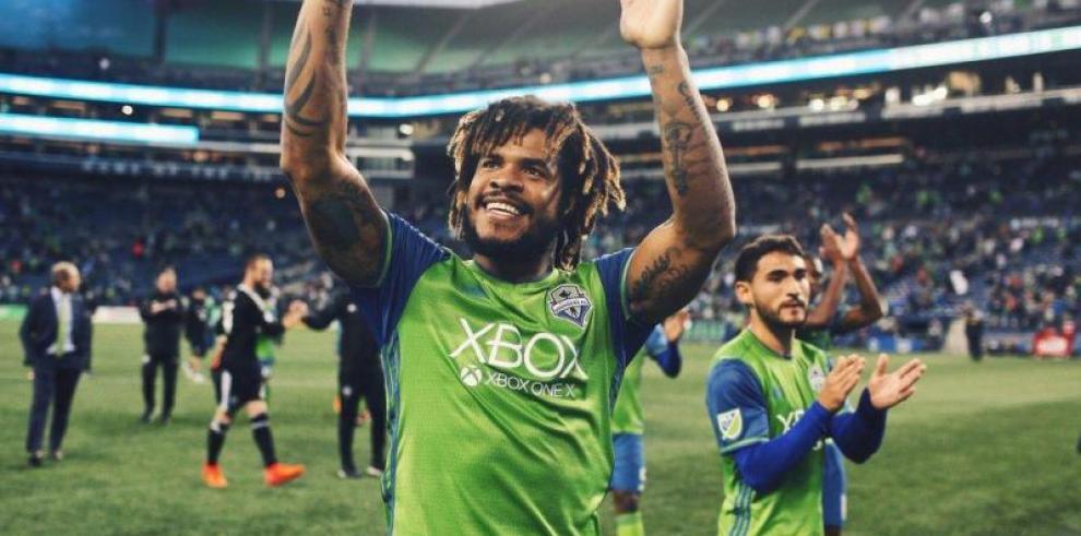 Román Torres, el Latino del Año de la MLS 2017