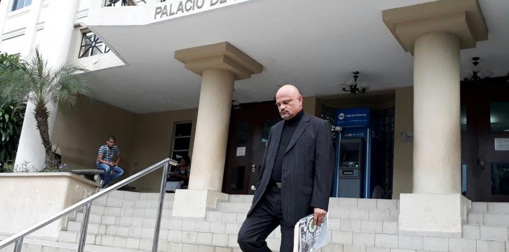 Ernesto Cedeño aseguró que cumplió con su rol de ciudadano