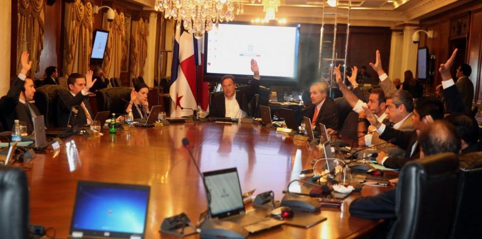 Gabinete oficializa designaciones de magistrados y suplentes para la CSJ