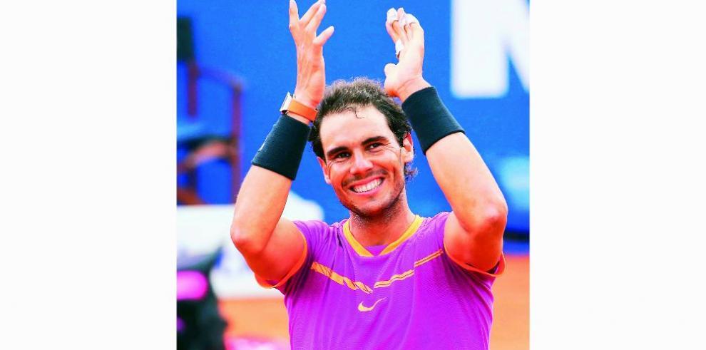 Toni Nadal confía que Rafa batirá el récord de Federer