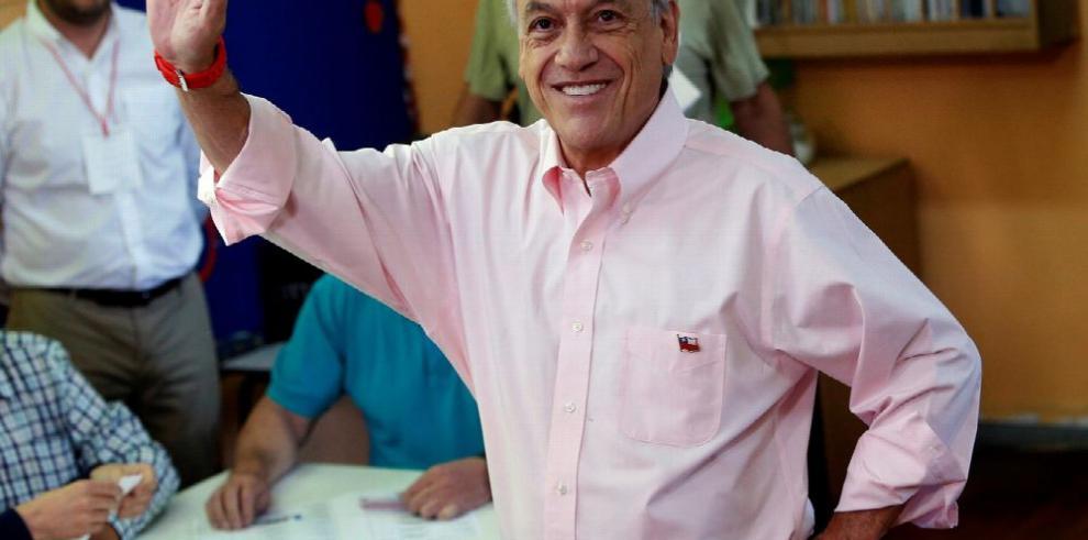 Sebastián Piñera se convierte en el presidente de Chile