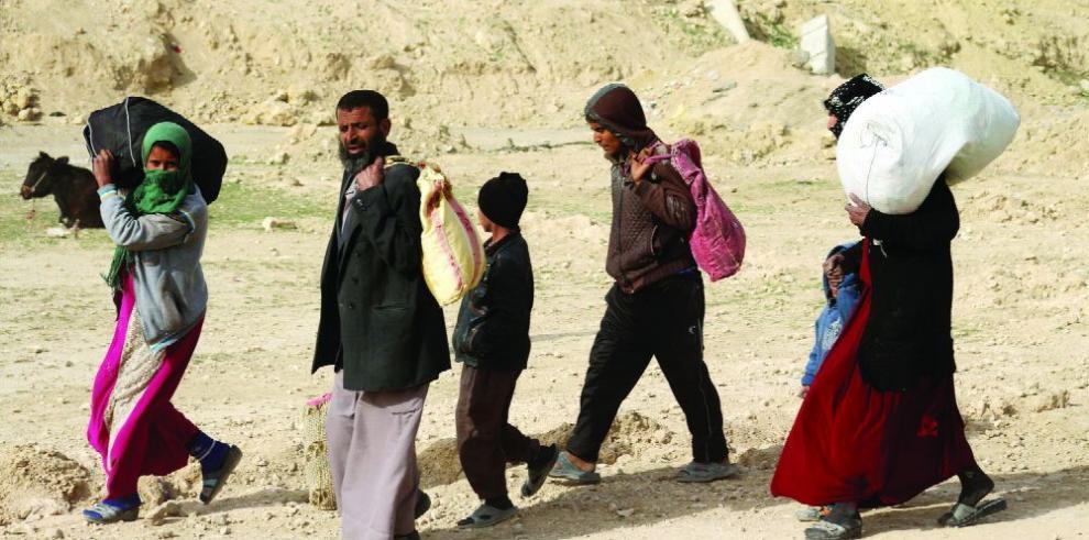 Las fuerzas iraquíes controlan Mosul