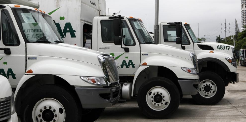 Más del 50% de los clientes de la AAUD adeudan tasa de aseo