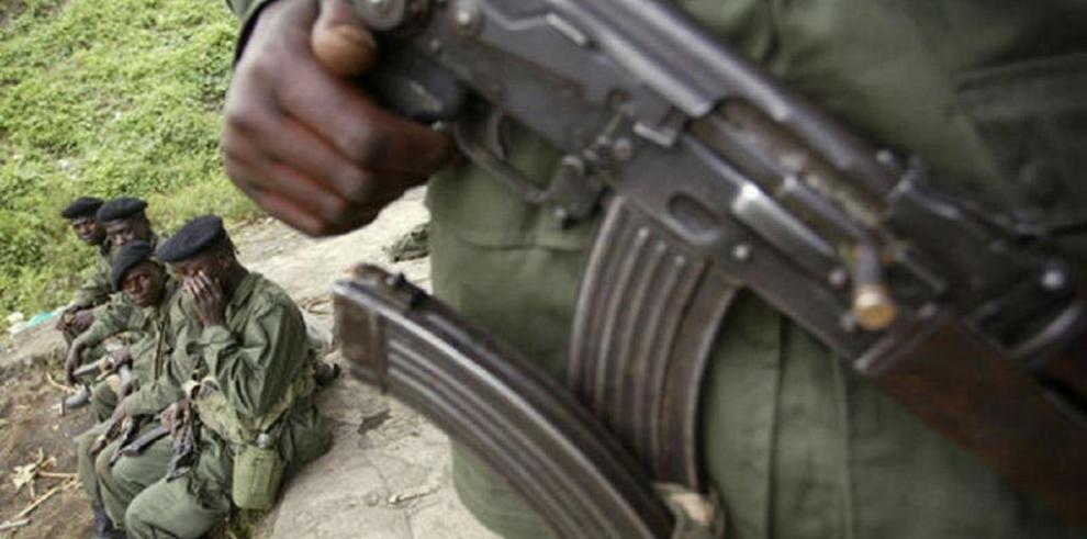 Secuestran a dos trabajadores de la ONU y a cuatro congoleses en la RD Congo