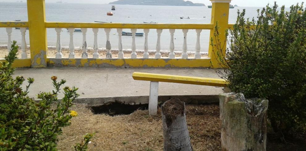 ATP intenta recuperar atractivos perdidos de la isla de Taboga