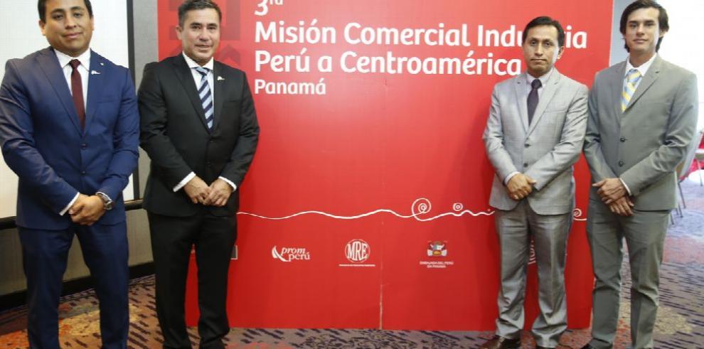 Lazos comerciales con Perú