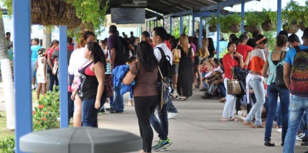 Universidad de Panamá inicia primer semestre de clases
